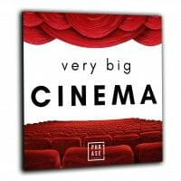Very big Cinema | Wandbild