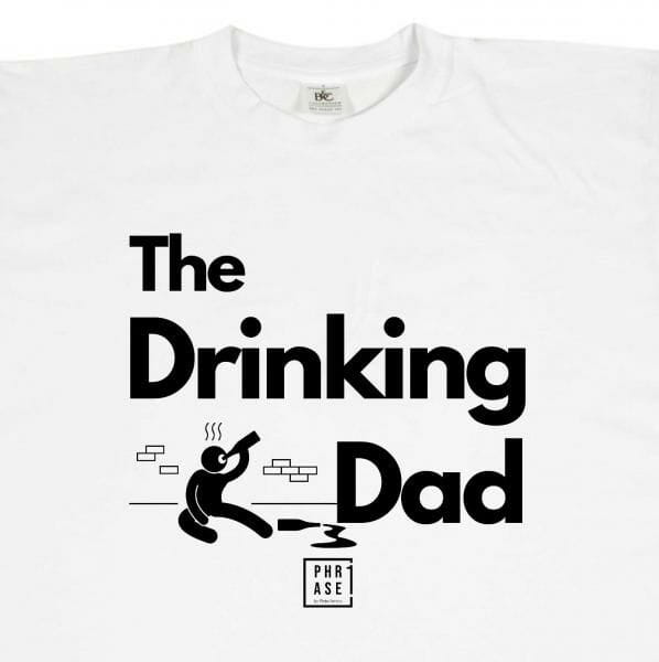 The drinking Dad | T-Shirt