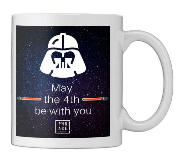 May the 4th be with you – ... | Tasse