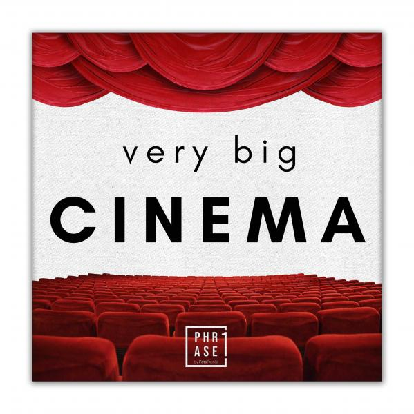 Very big Cinema | Leinwand